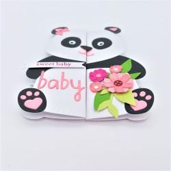 Felicitare 3D Sweet Baby