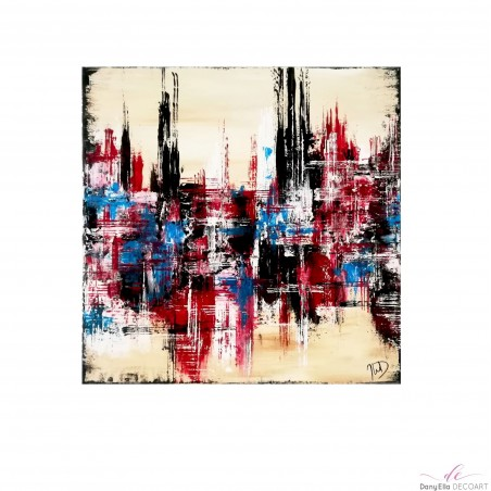 """Tablou """"Abstract 1"""""""