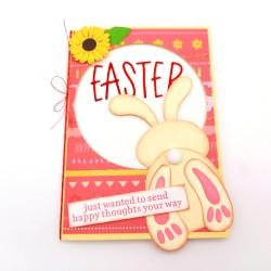 Felicitare 3D Happy Easter 5