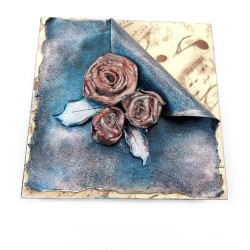 Caseta bijuterii The song of rose