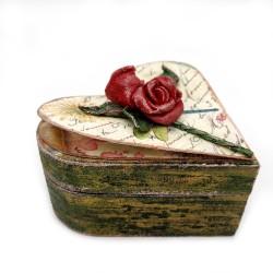 Caseta bijuterii Little roses