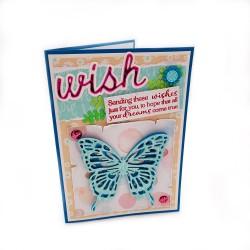 Felicitare 3D Wish