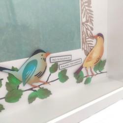 Rama foto Two Birds