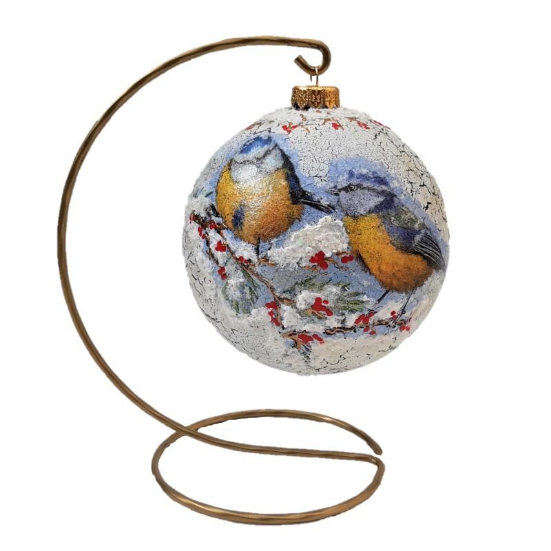 Glob cu suport Birds