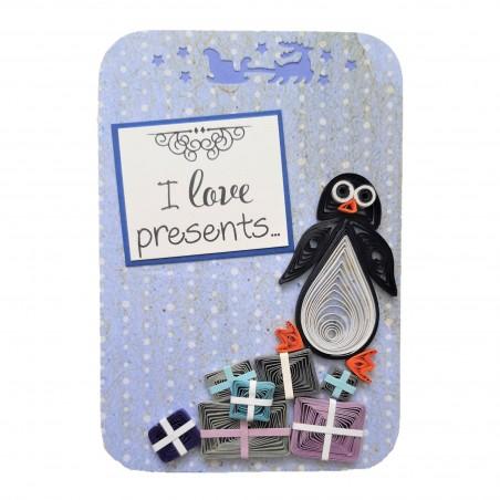 Magnet Pinguin 1