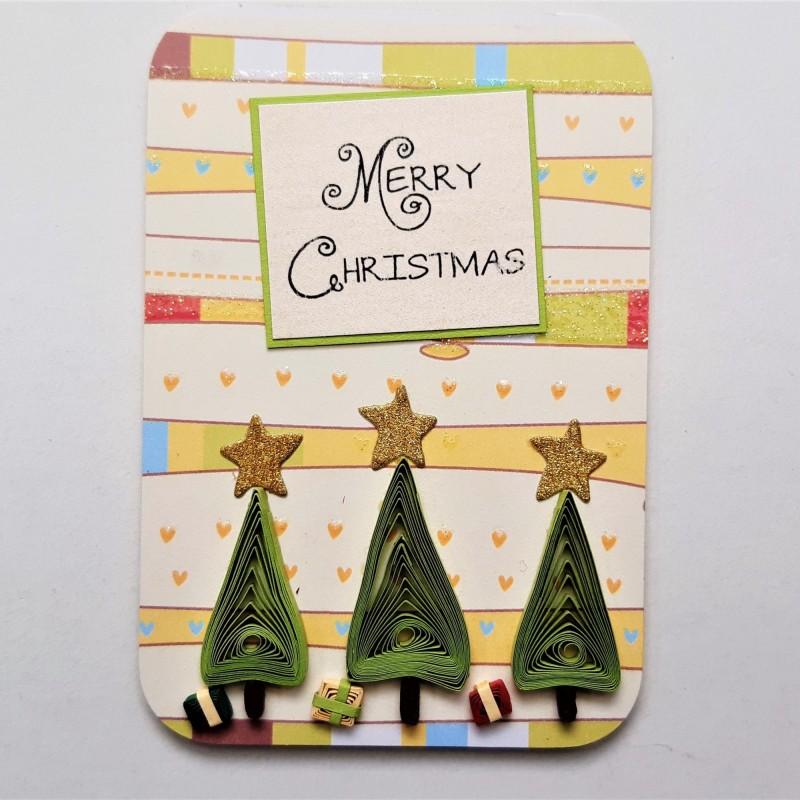 Magnet Merry Christmas