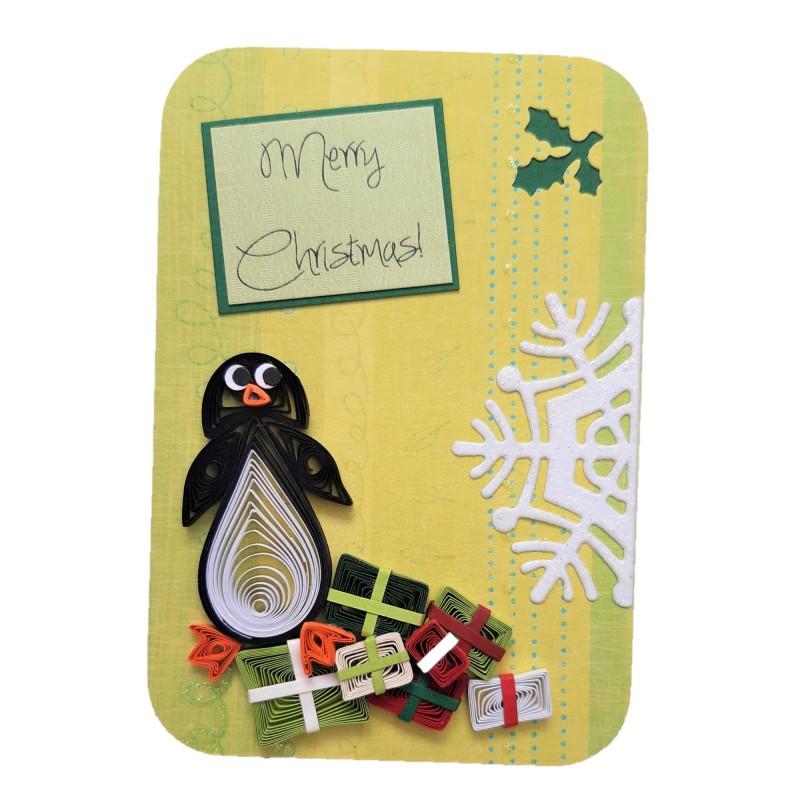 Magnet Pinguin 3